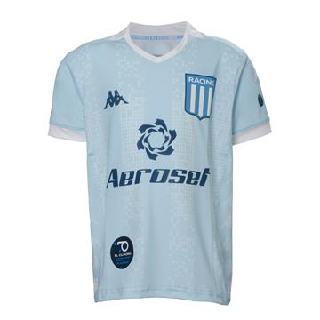 CAMISETA SEGUNDA ALTERNATIVA NIÑO KAPPA 2020